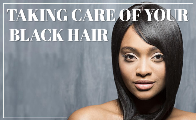 Taking Care of Your Black Hair
