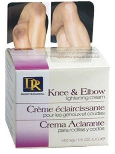 Skin Lightening Cream for Dark Knees