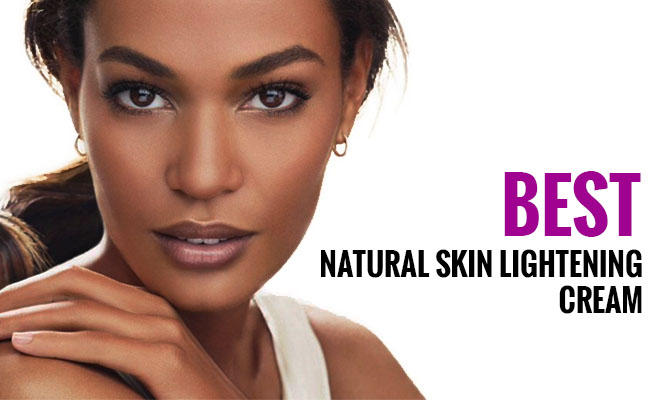 Natural Skin Lightening Cream Reviews