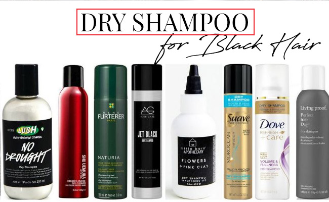 Best Dry Shampoo for Black Hair