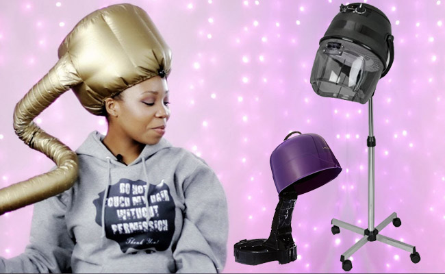 Best Hooded Hair Dryer for African American Hair