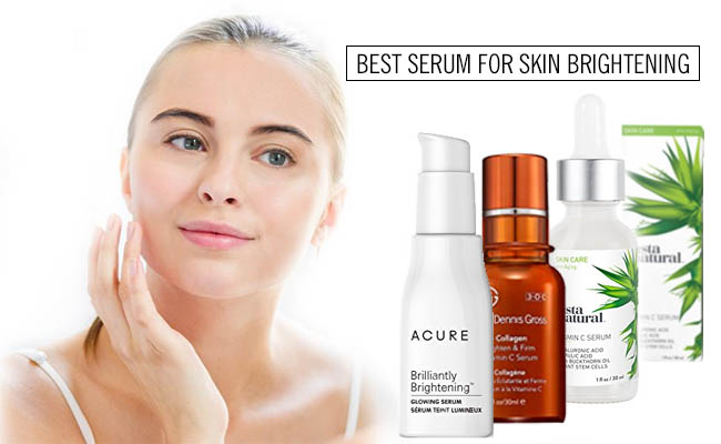 Best Serum for Skin Brightening Reviews