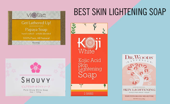 Best Skin Lightening Soap Reviews