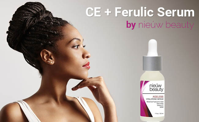 CE + Ferulic Serum by nieuw beauty Reviews