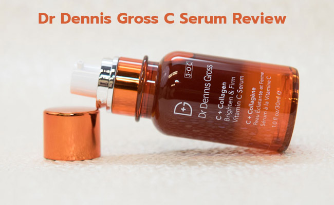 Dr Dennis Gross C Serum Review