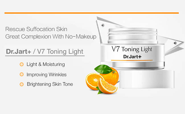 Dr. Jart V7 Toning Light Review