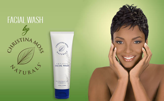 Facial Wash by Christina Moss Naturals Reviews