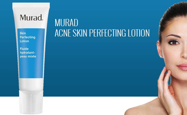 Murad Acne Skin Perfecting Lotion Reviews