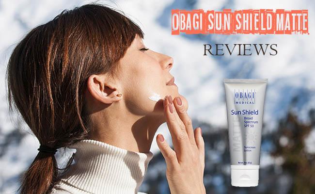 Obagi Sun Shield Matte Reviews