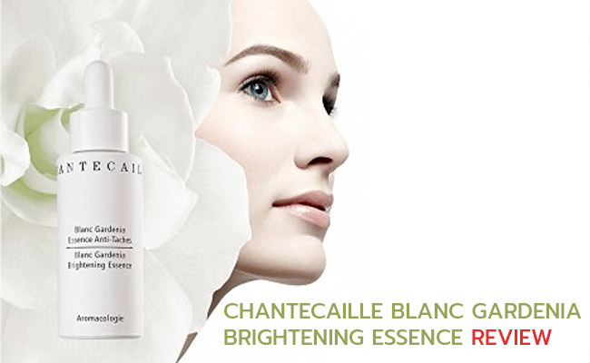 Chantecaille Blanc Gardenia Brightening Essence Review
