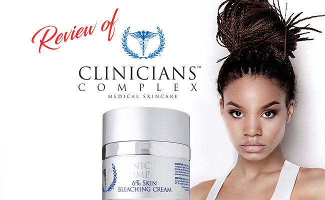 Clinicians Complex 6 percent Skin Bleaching Cream Review