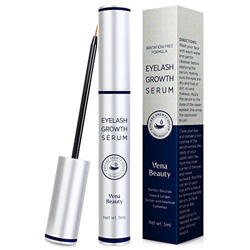 Advanced Eyelash & Eyebrow Growth Serum by Vena Beauty review