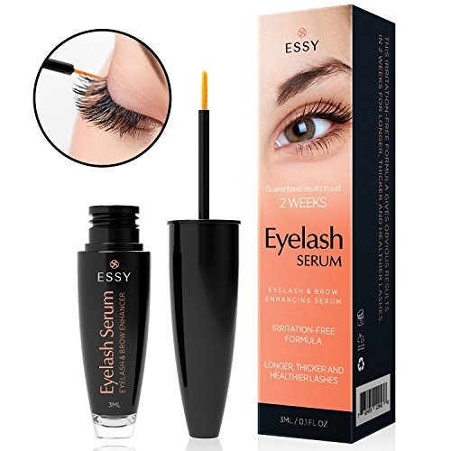 Eyelash Growth Serum for Lash and Brow by Essy review