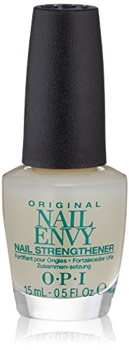OPI Nail Envy Nail Strengthener review
