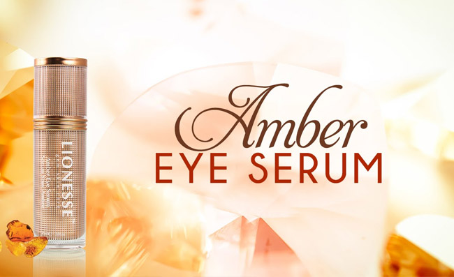 Lionesse Amber Eye Serum Review