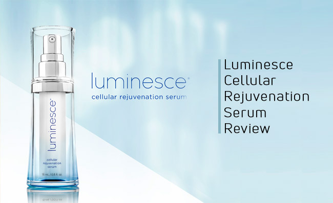 Luminesce Cellular Rejuvenation Serum Review