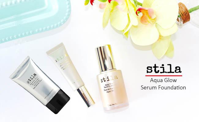Stila Aqua Glow Serum Foundation Review