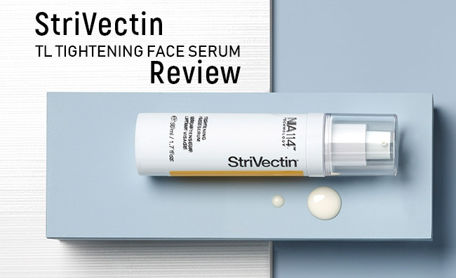 StriVectin TL Tightening Face Serum Review