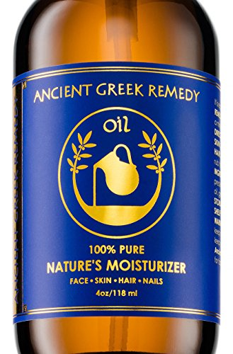 100% Organic Blend of Olive, Lavender, Almond and Grapeseed oils