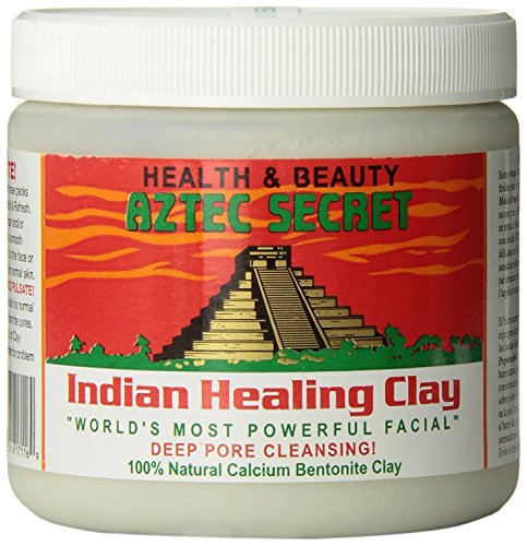 Aztec Secret - Indian Healing Clay - 1 lb. | Deep Pore Cleansing Facial & Healing Body Mask