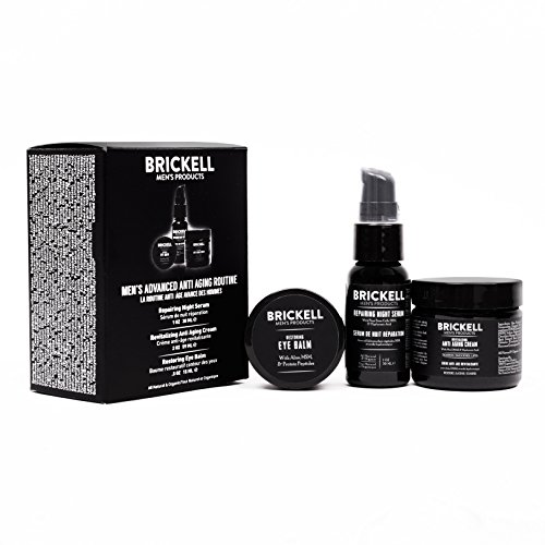 Brickell Men's Advanced Anti-Aging - does it work?