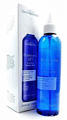 Dermapeutics Hyaluronic Lift Hydrating Facial Mist