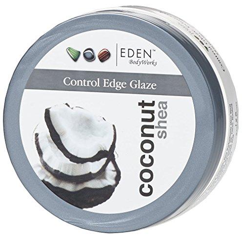 Eden BodyWorks Coconut Shea Control Edge Glaze review