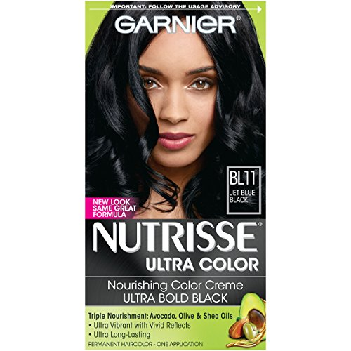 Garnier Nutrisse Ultra Color Nourishing Hair Color Crème review
