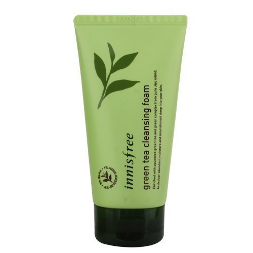 Innisfree Green Tea, Pure Cleansing Foam