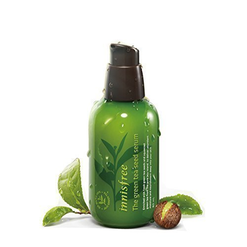 Innisfree Green Tea Seed Serum - does it work?