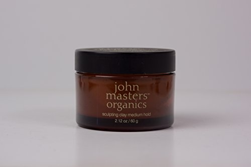 John Masters Organics Hair Texturizer, Bourbon Vanilla and Tangerine.