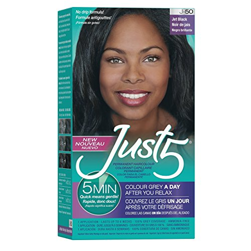 Just 5 Women\'s 5 Minute Permanent Hair Color review