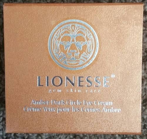Lionesse Gem Amber Dark Circle Eye Cream