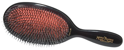 Mason Pearson Popular Mixture Hair Brush review