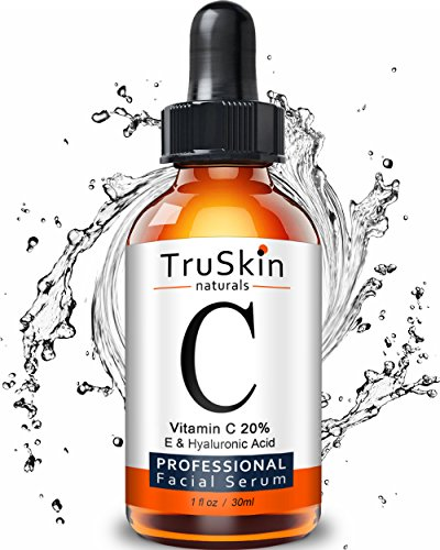 Naturals Vitamin C Serum for Face, Topical Facial Serum with Hyaluronic Acid & Vitamin E. review