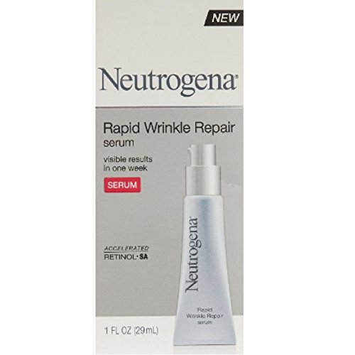Neutrogena Wrinkle Repair Serum review
