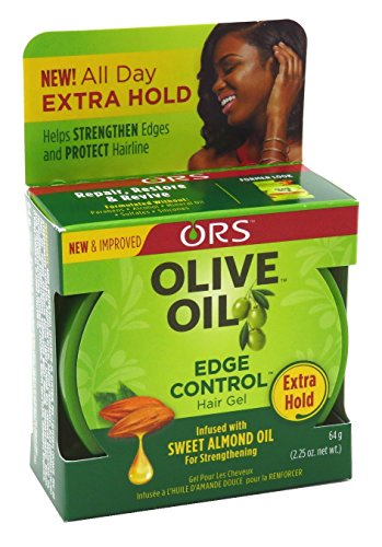 Organic R/s Root Stimulator Olive Oil Edge Control Hair Gel review