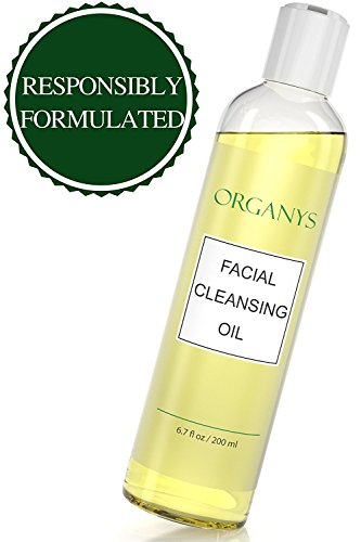 Organys Gentle Facial Cleansing Oil & Makeup Remover (