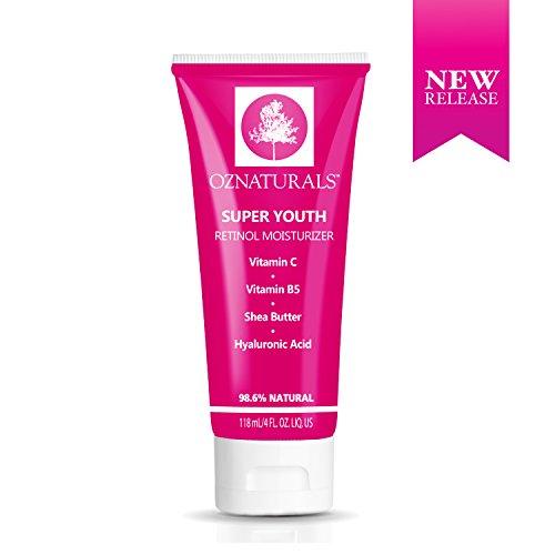 OZ Naturals Pure Retinol Cream