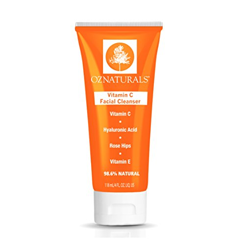 OZNaturals Vitamin C Facial Cleanser