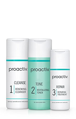 Proactiv 3-Step Acne Treatment System.