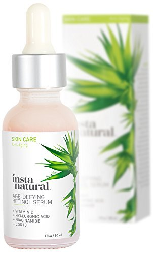 Retinol Serum - Anti Wrinkle Anti-Aging Facial Serum by InstaNatural review