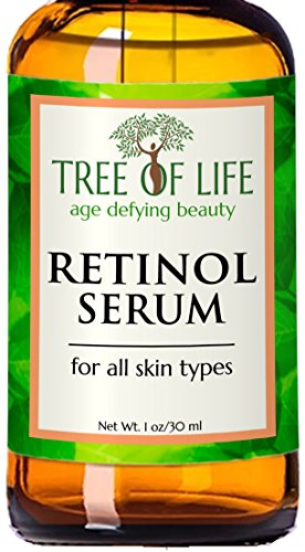 Tree of Life Beauty Retinol Serum review