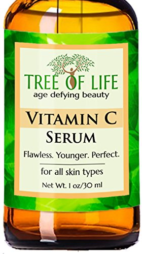 Tree of Life Vitamin C serum review