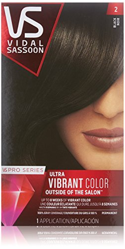 Vidal Sassoon Pro Series Hair Color review