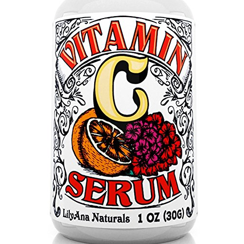 Vitamin C serum from LilyAna Naturals review