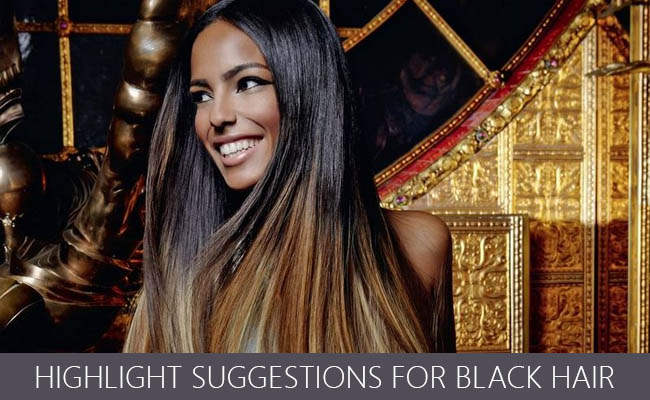 Highlight Suggestions for Black Hair
