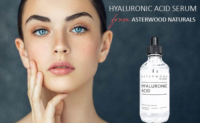 Hyaluronic Acid Serum by Asterwood Naturals Reviews