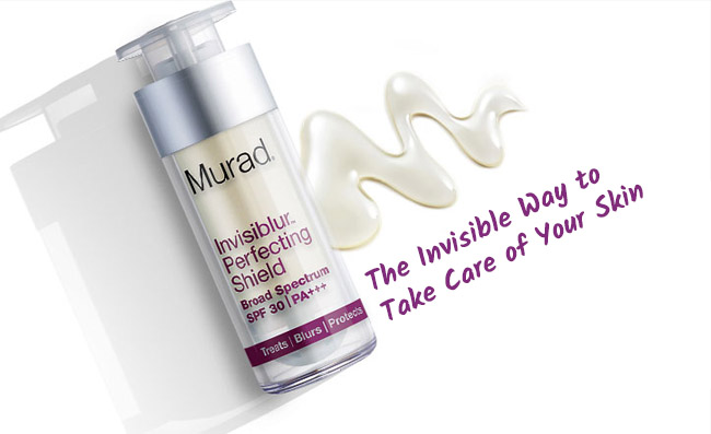 Murad Invisiblur Perfecting SPF30 Review
