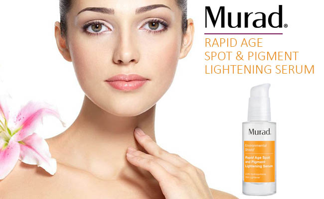 Murad Rapid Age Spot & Pigment Lightening Serum Review